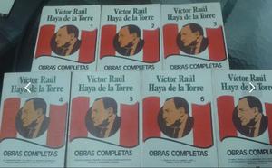 Victor Raul Haya De La Torre Obras Completas 7 Tomos