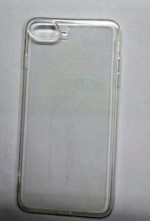 Funda De Gel Transparente Para Iphone 8 Plus