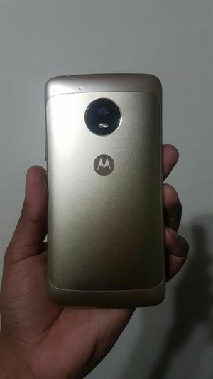Vendo Mi Moto G5 Gold Nuevo 32 Gb
