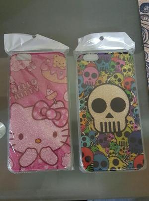 iPhone 6 Plus Case Hello Kitty Skull
