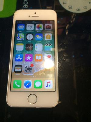 iPhone Se 16Gb Libre 4G Silver