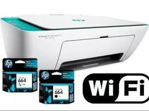 Hp Impresora Multifuncional  Color Wifi Oferta