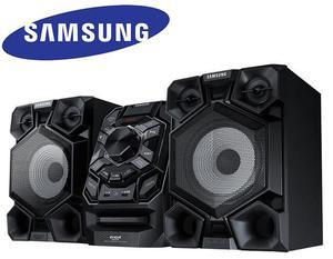 Minicomponente Samsung GIGA SOUND BLAST MX J730 Totalmente