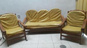 Se vende muebles de madera