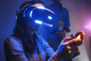 Vr Realidad Virtual Ps4 Juego