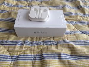 Caja para iPhone 6 Y Caja de Earpods 20 Soles Cada Uno Mas