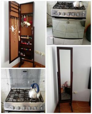 Aparador con centro de entretenimiento posot class for Vendo muebles cocina