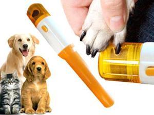 Limador De Uñas Mascotas Perro Gato Pata Delivery Gratis*