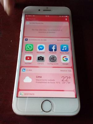 iPhone 6 16Gb Libre de Icloud Y Operador