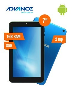 Adv Tablet Advance Prime Prx600, Android 5.1, 8