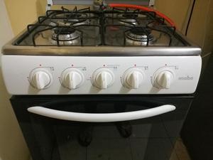 Cocina a gas de 4 hornillas mabe posot class for Cocina 02 hornillas