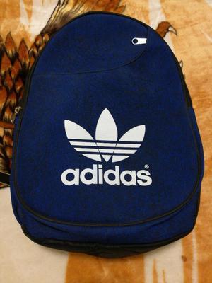 Mochila Adidas Color Azul