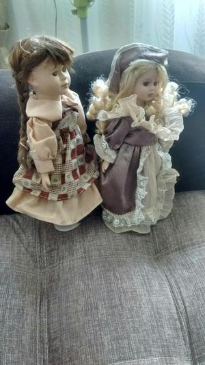 Muñecas de Porcelana Coleccionables