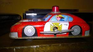antiguo carro de lata japones