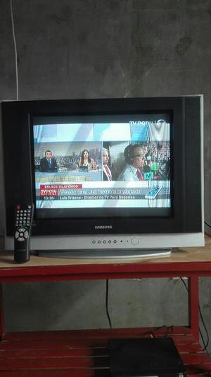 Vendo Televisor Samsung de 21 a S/. 200