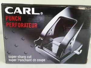 Perforador marca Carl