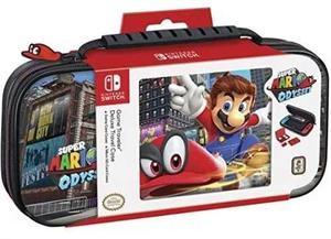 Funda Deluxe Para Nintendo Switch Modelo Mario Odyssey S/140