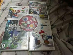 Juegos Wii Y 3ds