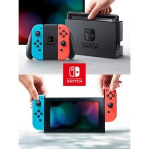 Nintendo Switch + Juego Fifa 18