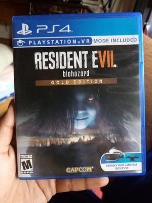 Resident Evil 7 O Cambio por Pes Ps4