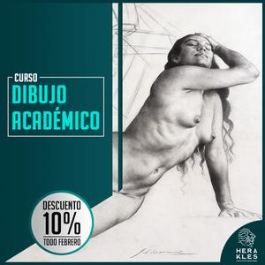 Clases De Dibujo / Curso De Dibujo / Dibujo Académico