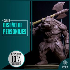 Clases De Escultura / Curso de Modelado En Plastilina /