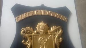 Emblematico Escudo de La Guardia Civil