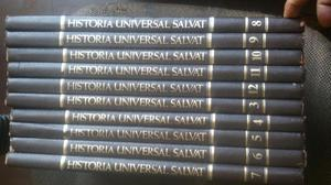 Historia Universal Salvat 30 Tomos