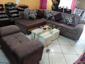 Juego de sala 32 6 cojines decorativos posot class for Juego de muebles de sala