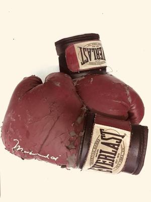 Vendo guantes para Boxeo y Calentamiento/Sparring