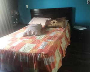 Remate juego de dormitorio colchon paraiso posot class for Juego de dormitorio queen