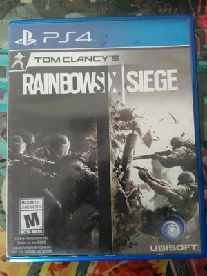 Vendo Juego Tom Clancy's Rainbow Six S