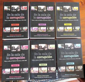 Libros: En la Sala de la Corrupción