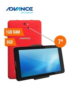 Tablet Advance Prime Prx600, Android 5.1, 3g, D