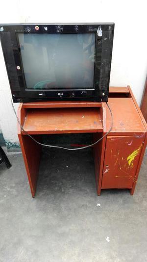 Televisor Lg Mas Mueble