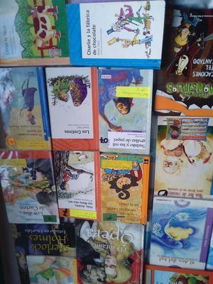 libros, plan lector primaria y secundaria