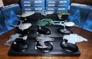 Coleccion Completa De Naves De Stark Trek El Comercio