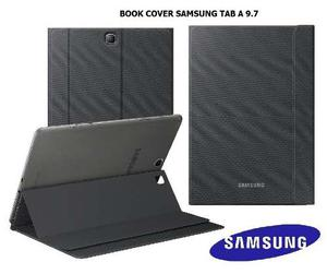 Case Book Cover Canvas Original Samsung Galaxy Tab A 9.7