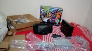 Nintendo Wiiu 32gb + Splatton Instalado, Precio Negociable