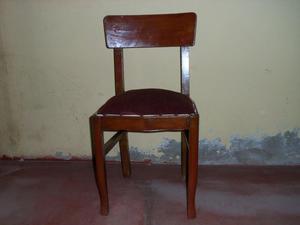 Muebles silla antigua posot class - Sillas de madera antiguas ...