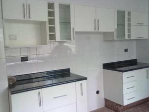 cocina, muebles de cocina en melamina