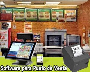 Software De Venta / Punto De Venta