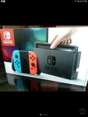Vendo Nintendo Switch Nuevo Sellado