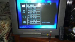 Vendo Tv Sony de 21 Pulg.funcionando.