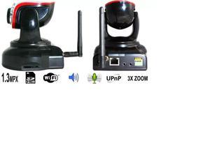 Vendo o Cambio Camara Ip Robotica Wifi con Infrarrojo de