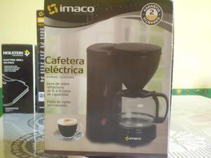 CAFETERA ELÉCTRICA MARCA IMACO