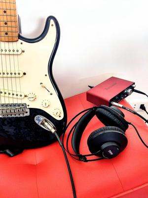 Guitarra Electrica Fender Classic Series 50's Stratocaster