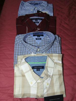 Camisa Tommy Hilfiger Talla L Y M