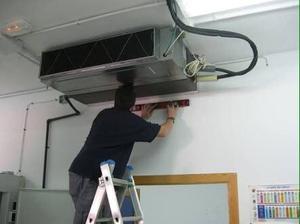 Instalación De Aire Acondicionado Y Ventilación Mecanica