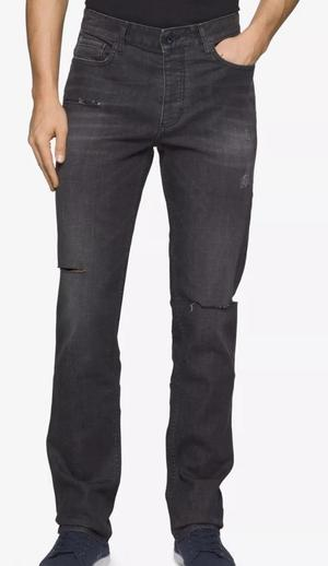 Rebaja Total..Jeans Calvin Klein Talla 32X32 Slim Straight